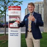 Barrie Today: Heart of the city gets a life-saving SaveStation