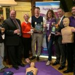 Cumberland County business gets SaveStation during National Heart Month