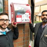Outdoor AED unit in Surrey among the first in B.C.