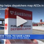 Partnership helps dispatchers map AEDs in Stearns County