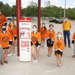 Newmarkettoday.ca: Girls Hockey Team raises funds for SaveStation!