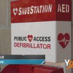 YourTV Muskoka: SaveStation Wall Mount installed in Downtown Huntsville