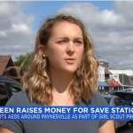 Minnesota Girl Scout raises nearly $20k for SaveStation placements in hometown