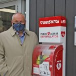 Springwater neighbours team up to purchase AED