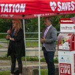 Innisfil installs first life-saving SaveStation